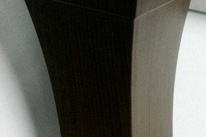 پایه مبل کلاسیک ۱۰ سانت طرح چوب