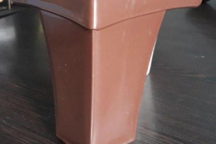 پایه مبل مازراتی قهوه ای